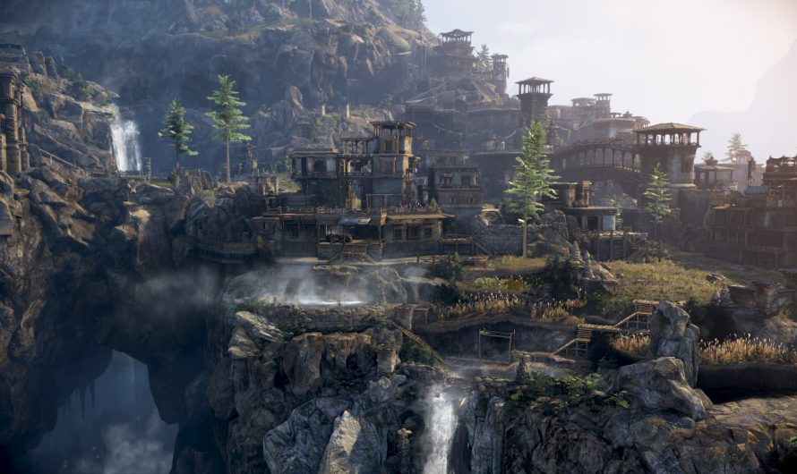 Explore the Legend of the Dragon have Black Desert in the latest area, Drieghan