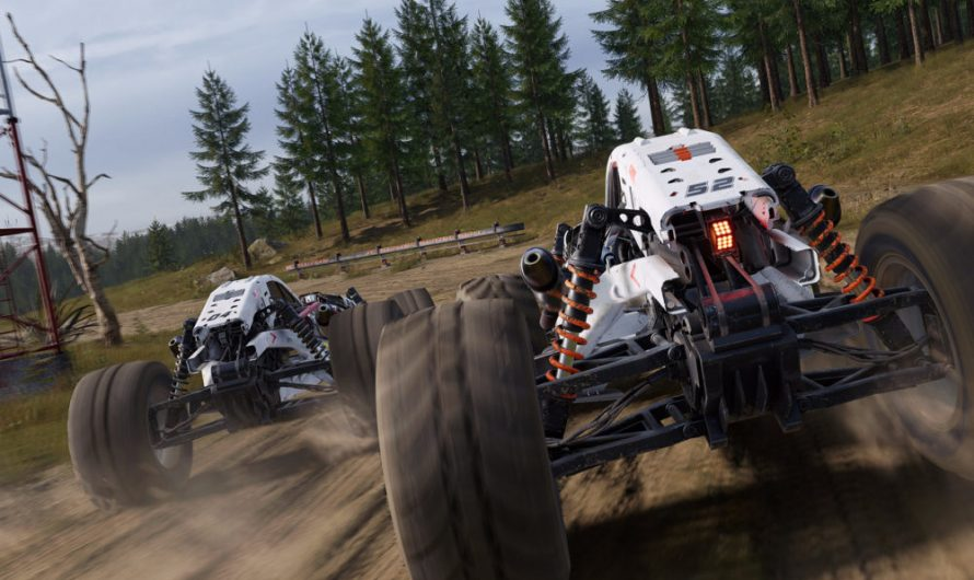Drag the Sci-Fi racing game, coming later this year, the steam car, screenshots and more information