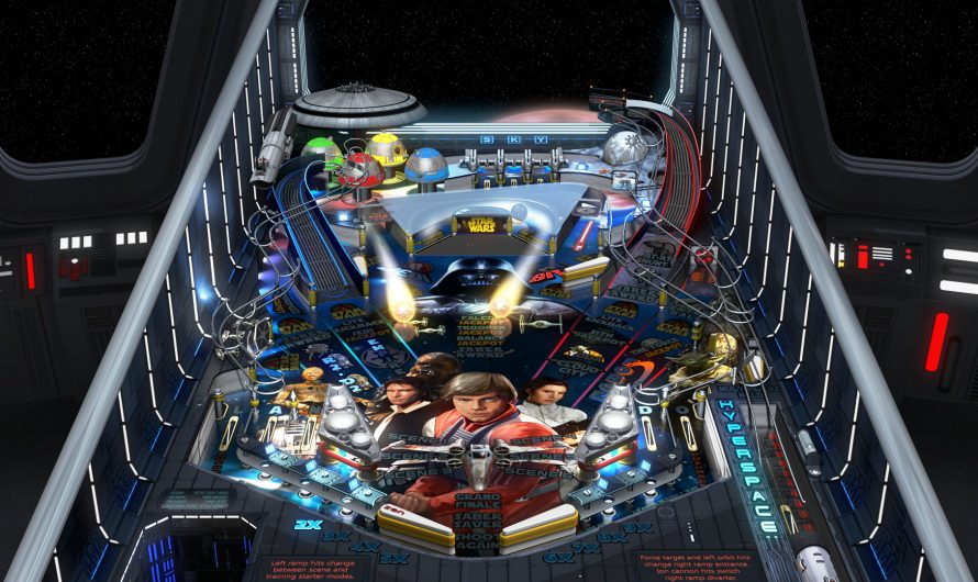 Free game: grab a big bunch of free pinball table courtesy of Pinball FX3