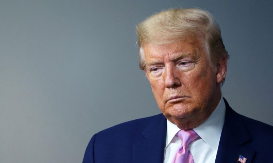 Measures to protect Trump from coronavirus scale up even as he seeks to move on