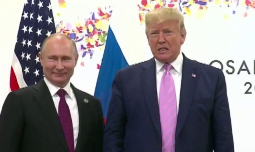 Trump said that Intel does not report on the Russian rich for our troops
