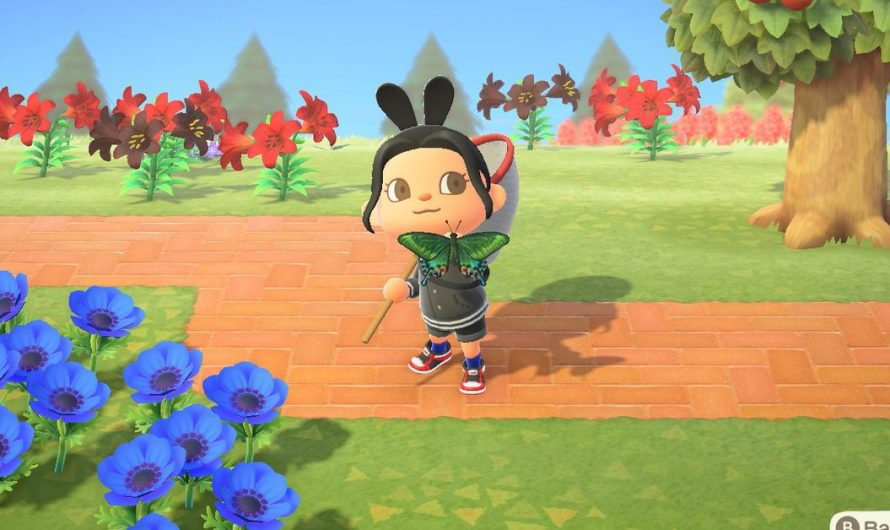 Animal Crossing: New Horizon insects and fish left in June