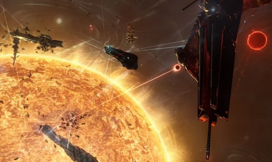 EVE Online hosts the large-scale battles, to celebrate the terminally ill player's birthday