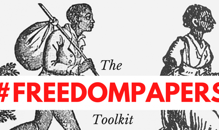 Learn about black history with this free Toolkit