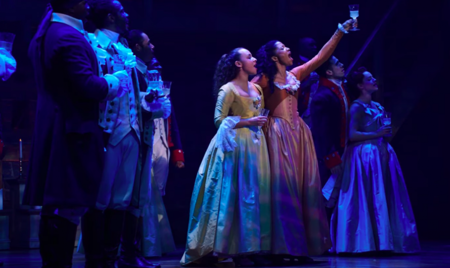 'Hamilton' teases fans with a very satisfying new clip ahead of Disney+ release