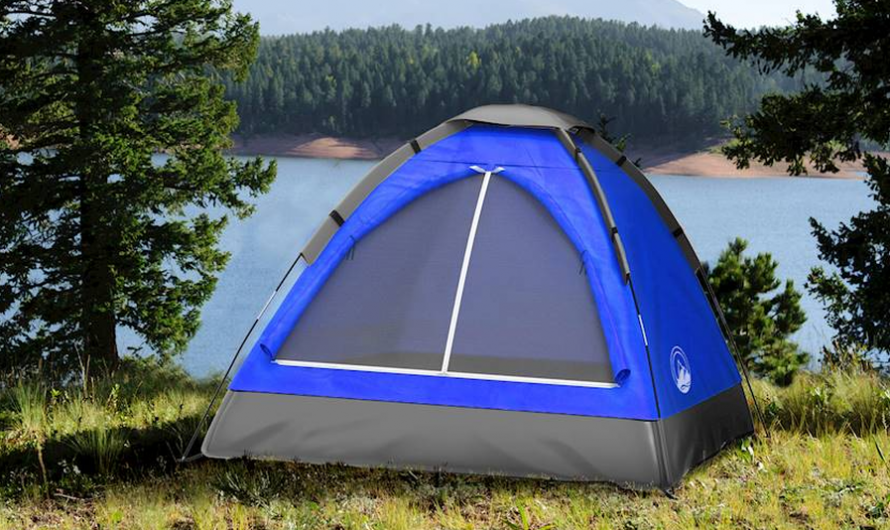Some Wakeman camping gear is half off at Best Buy, including $25 tents
