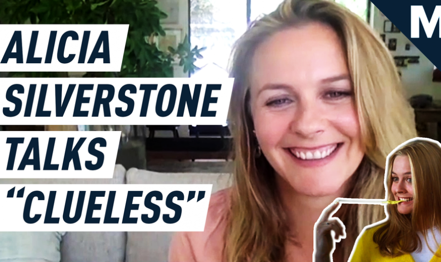 Alicia Silverstone on the difference between 'Clueless' and 'The Baby-Sitters Club'