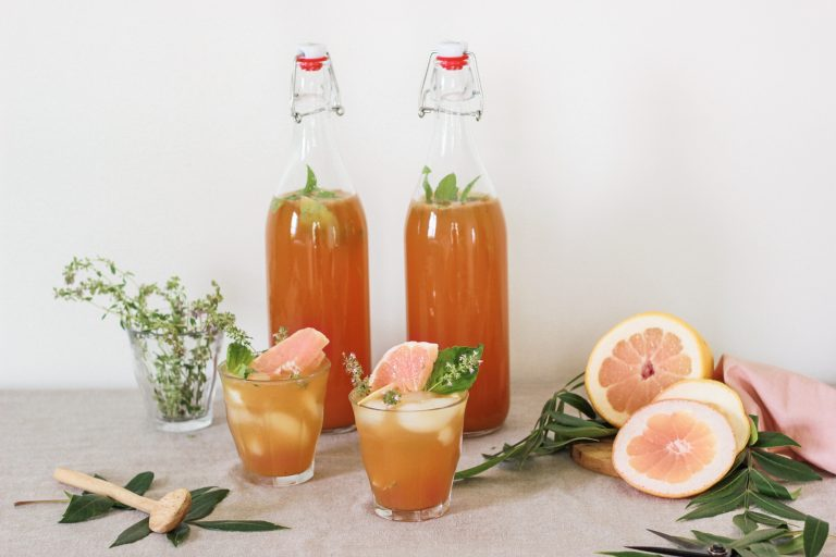 Everything you need to know about brewing your own Kombucha at home