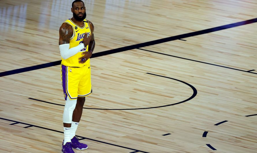 LeBron James says the NBA society does not care if ACE watch
