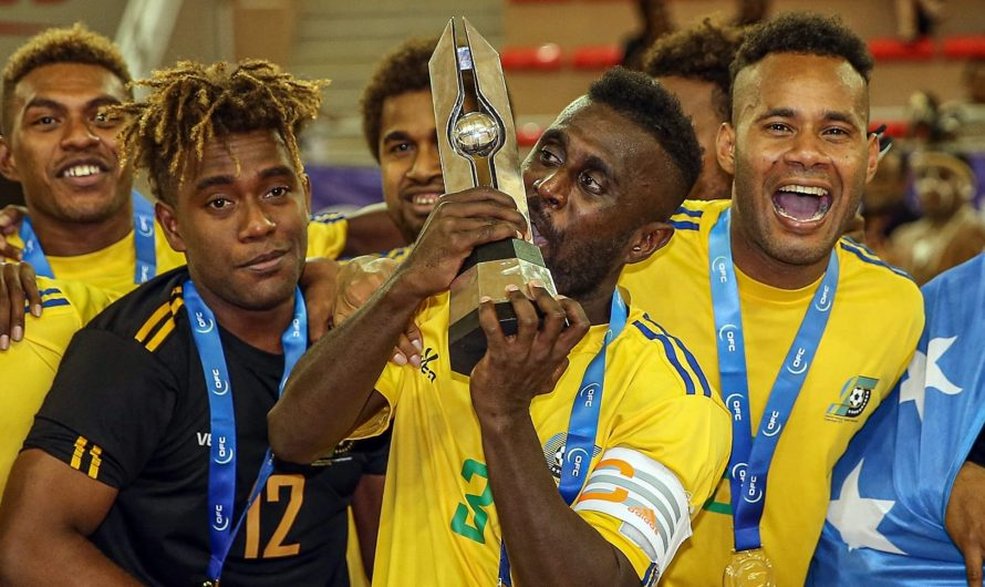 FIFA Futsal World Cup 2020-News-Ragomo of Solomon Chase of five people in the history of football