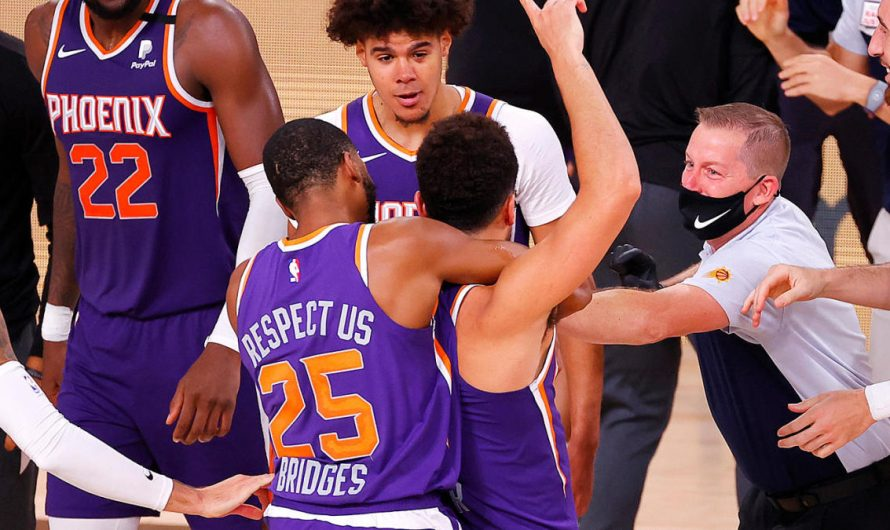 Devin Booker, Luka Doncic, Lakers, Blazers among early winners in NBA bubble; Grizzlies taking a beating