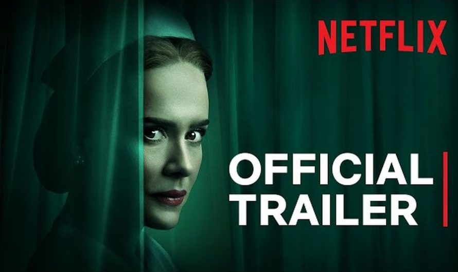 Surreal 'Ratched' trailer sees Netflix go full Ryan Murphy: Watch