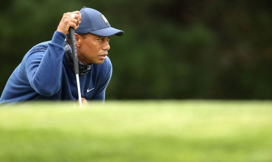 More fan-friendly Tiger Woods play just fine without them