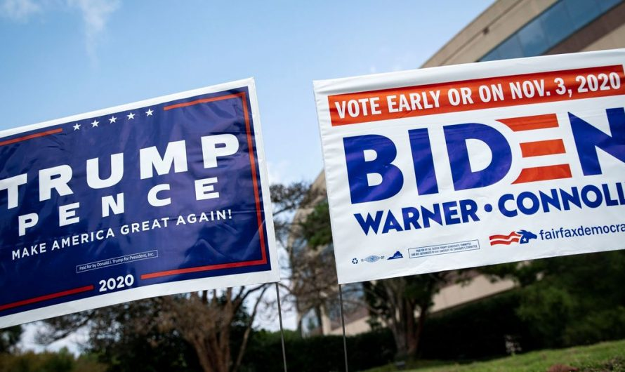 Investors Ramp Up Bets on Market Turmoil Around Election