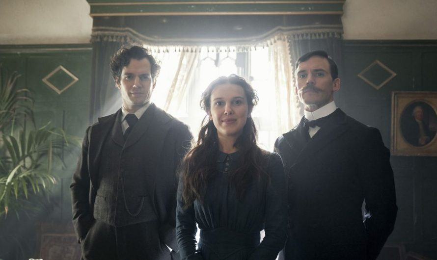 Enola Holmes review: Netflix's Sherlock Holmes spinoff is a slam-dunk success