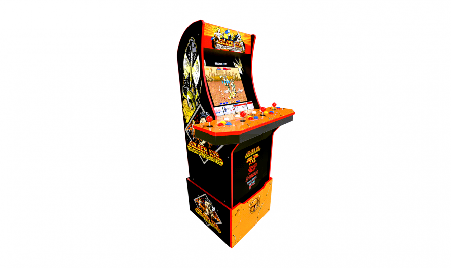 Arcade1Up's Latest $399 Cabinet Features SEGA Games For the First Time – Review Geek
