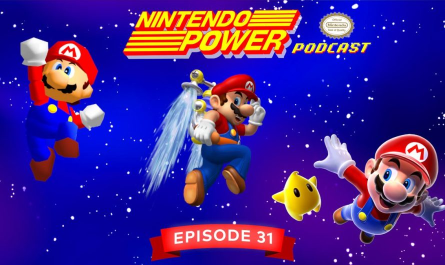Super Mario's 35th anniversary themed Nintendo Power Podcast now live – My Nintendo News