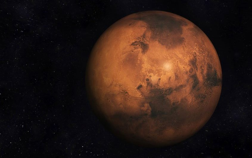 Scientists believe they have found a system of briny underground lakes on Mars