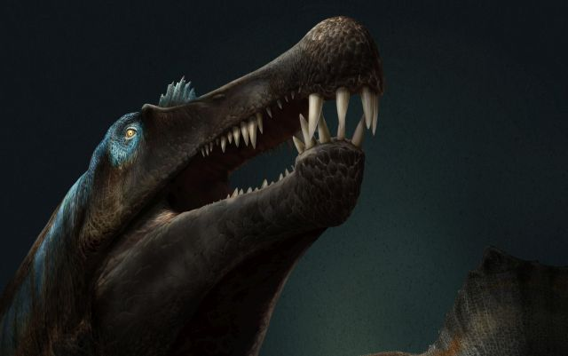 'Jurassic Park' dinosaur was a 'river monster,' new study says