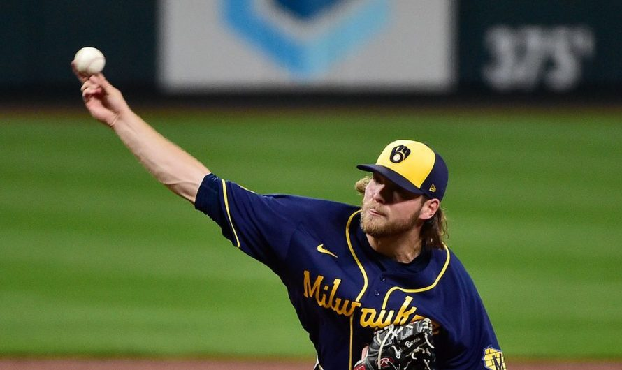 Burnes leaves early, Brewers fall to Cardinals 4-2