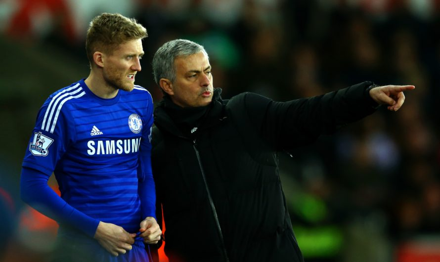 Former Chelsea star Andre Schurrle reveals 'brutal' Jose Mourinho almost caused him to quit football