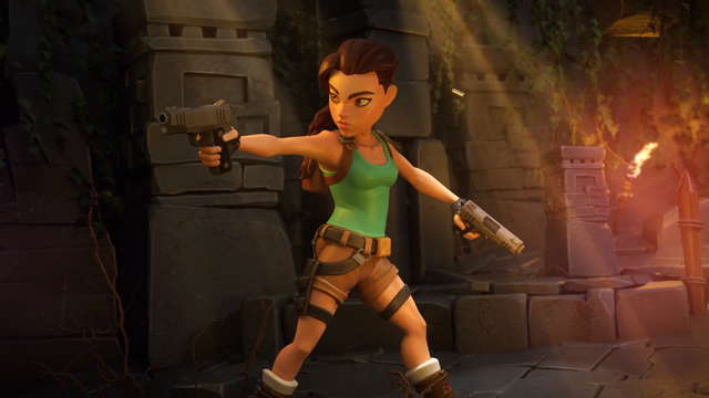 Tomb Raider Reloaded brings Lara back to mobile next year