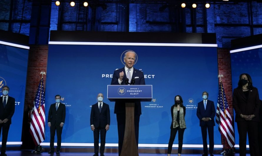Biden to begin receiving presidential daily briefings as transition moves forward