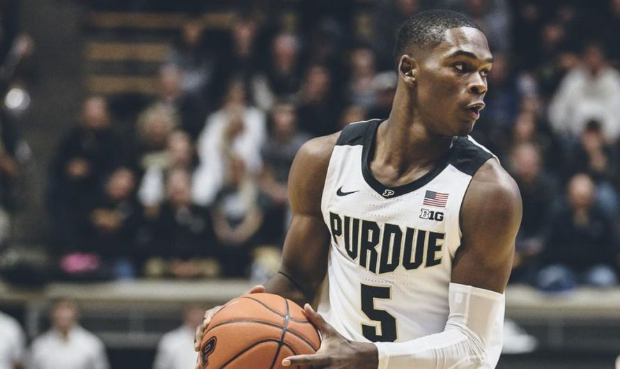Boilermakers lose to Clemson 81-70 in Space Coast Challenge final