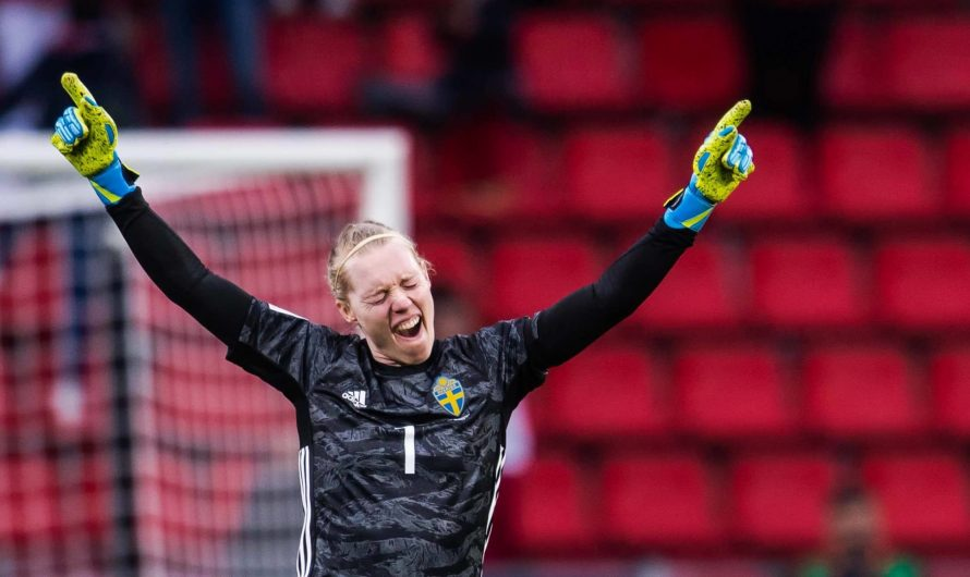 The Best FIFA Football Awards™ – News – Lindahl: My crazy childhood dream has been realised