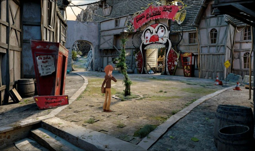 Point-And-Click Adventure Willy Morgan And The Curse Of Bone Town Comes To Switch Soon
