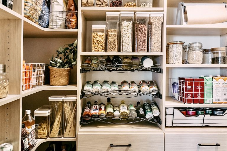 Step Inside My New Pantry (It's Never Felt This Organized!)