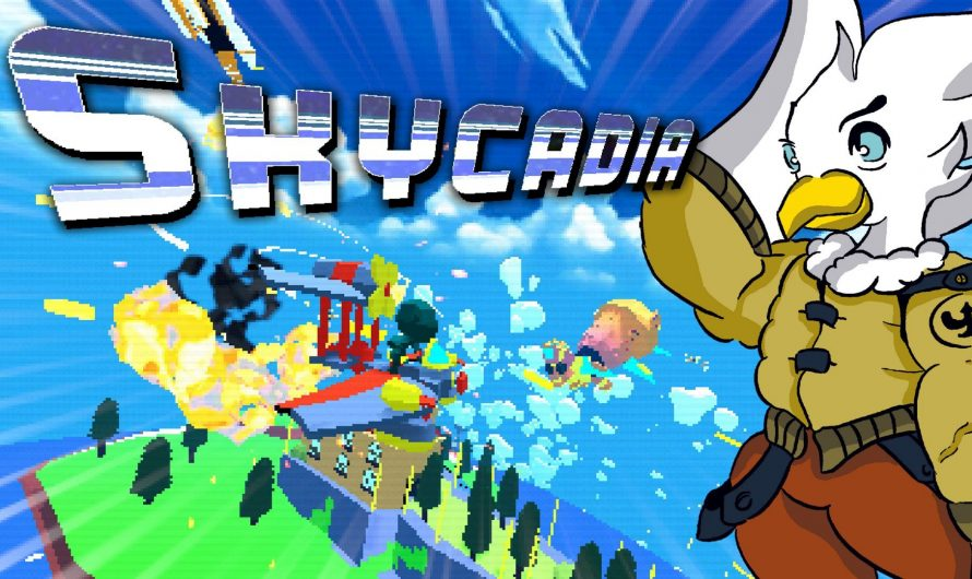 Go Barrel Rolling for Bounties in Skycadia, Available Now on Xbox One