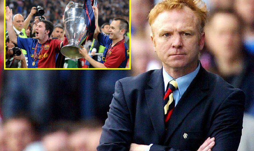 Rangers almost took Lionel Messi to Ibrox thanks to Football Manager, nearly ended up with Andres Iniesta, but the Barcelona superstar later branded them 'anti-football'