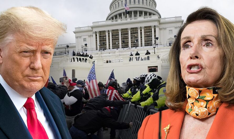 Nancy Pelosi, in '60 Minutes' interview, slams Trump as 'deranged,' calls for 'prosecution'