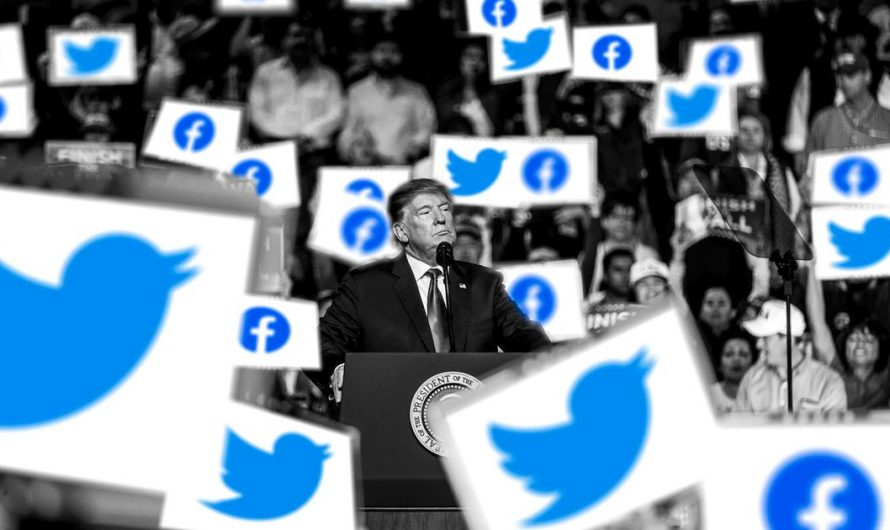 Twitter permanently bans Trump's account
