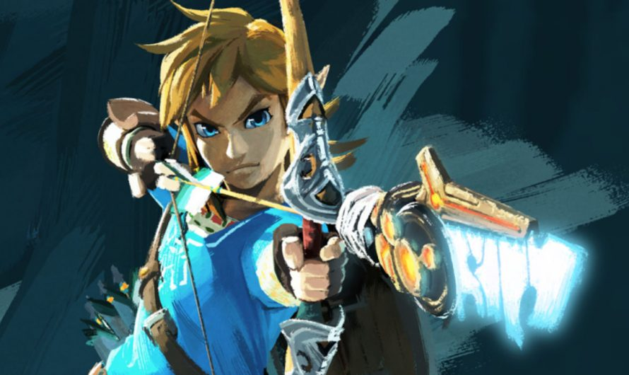 Breath Of The Wild Player Snipes Guardian From Over 1,400 Meters Away