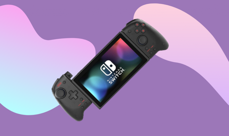 Nintendo Switch controller attachment deal — save $10 at Amazon