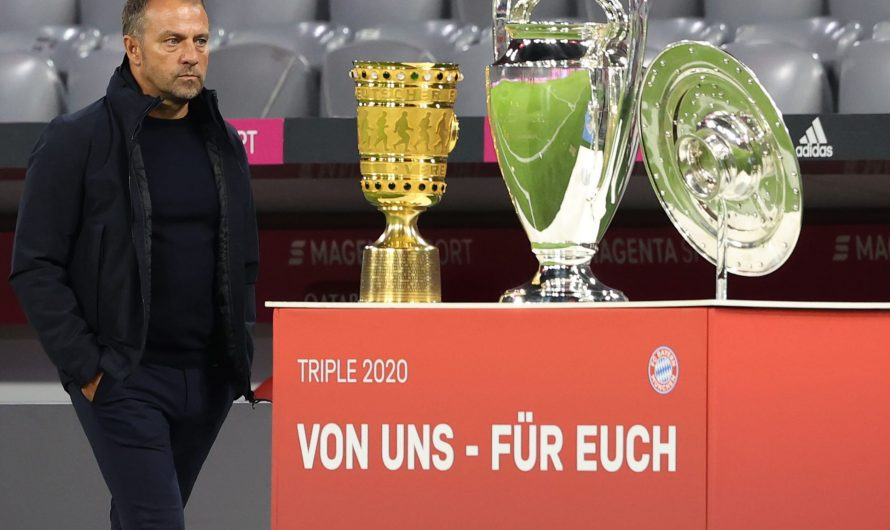FIFA Club World Cup 2020 – News – Flick: World title would be icing on Bayern's cake