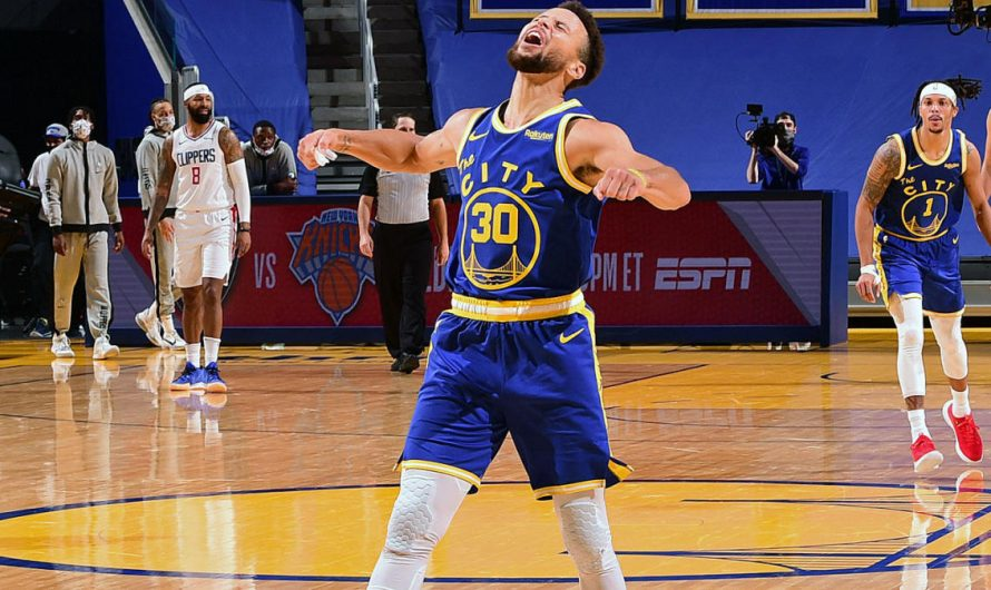 Stephen Curry looking like an early MVP candidate, Warriors quietly finding stride after win over Clippers