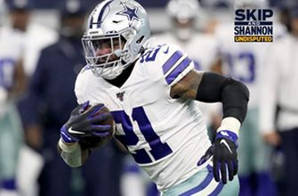 Skip Bayless reacts to Zeke being among the make-or-break players for 2021 | UNDISPUTED