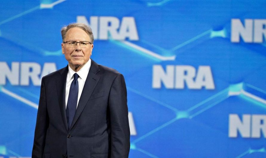 NRA fights to declare bankruptcy as NY AG lawsuit threatens to dissolve the organization