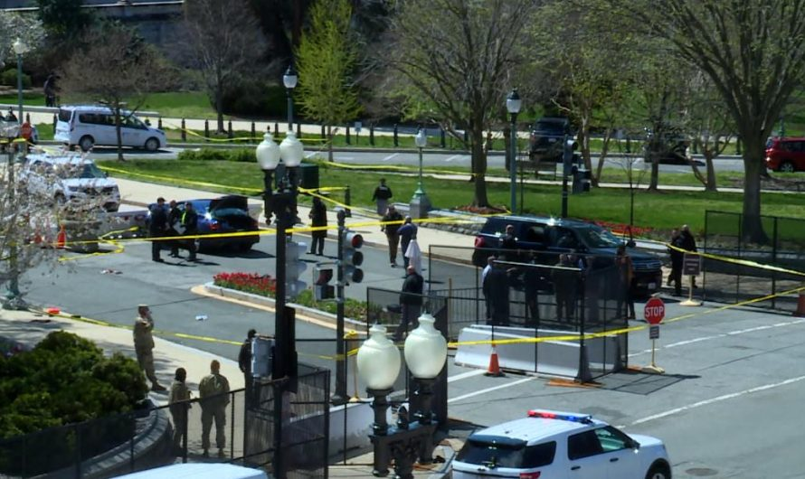 Deadly attack near US Capitol