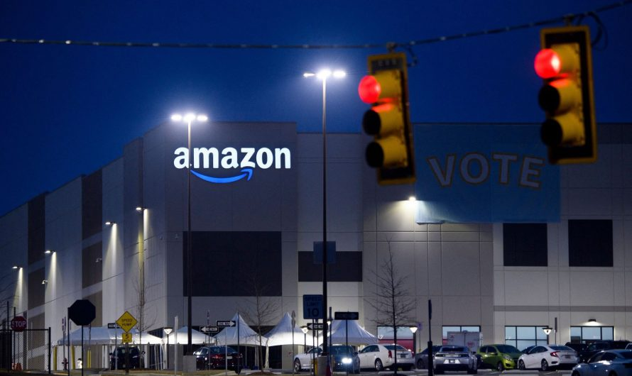 How Amazon Crushed The Union Threat In Alabama