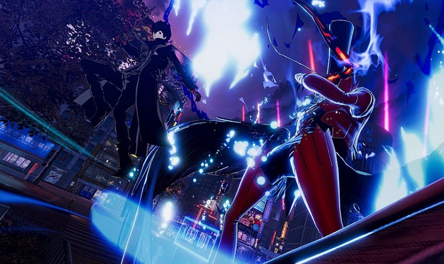 Save $20 on the newly released Persona 5 Strikers on PS5 and Switch