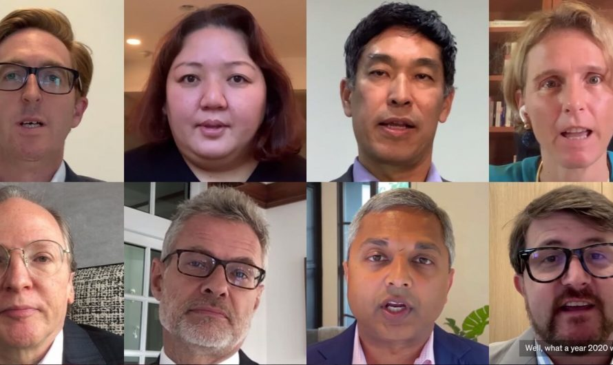 Two Minutes on 2021: Asia's biggest business opportunities