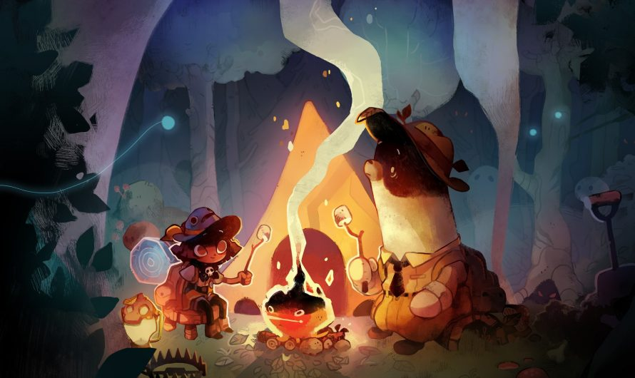 Cozy Grove is Available Now on Xbox Series X|S and Xbox One