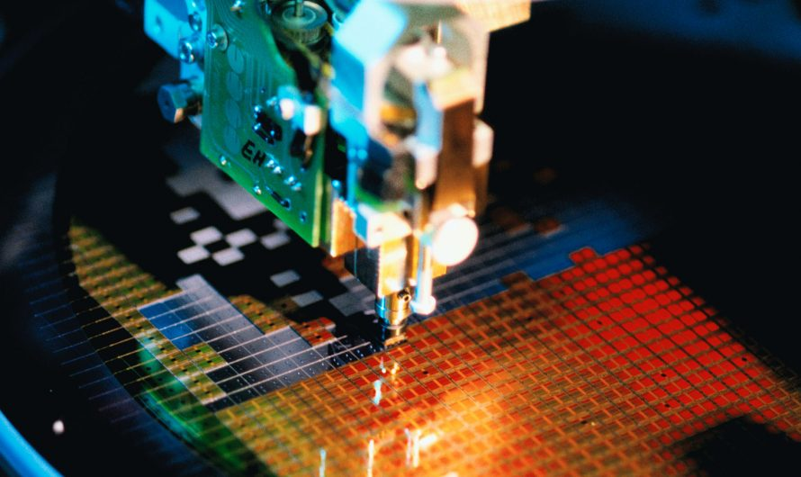 Applying artificial intelligence at scale in semiconductor manufacturing