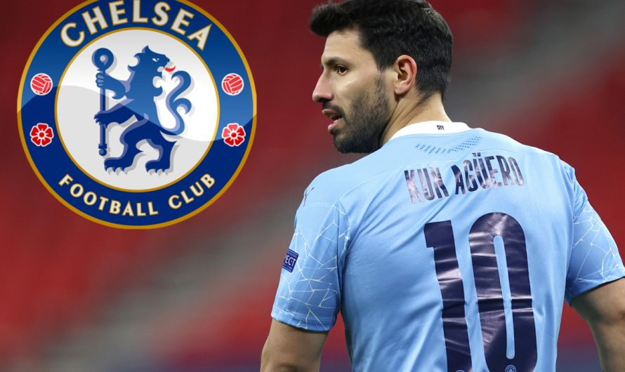 Chelsea emerge as favourites to sign Sergio Aguero as Arsenal rule out move for outgoing Manchester City striker
