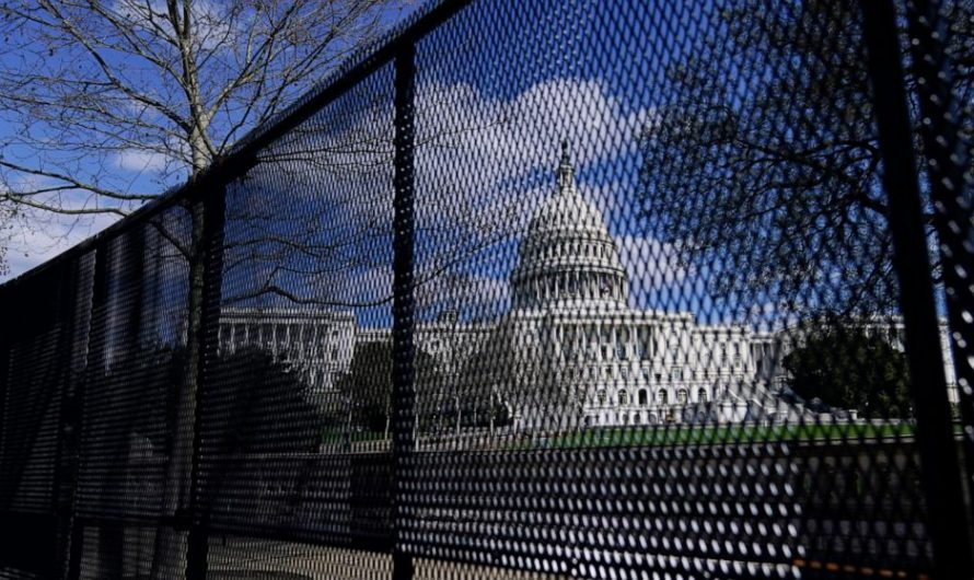 Deadly breach could delay decisions on Capitol fencing
