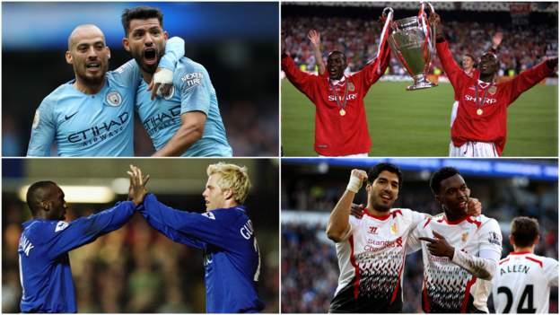 Match of the Day Top 10 podcast: Lineker, Shearer & Richards rank Premier League strike partnerships